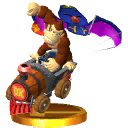 SSB4 Sprite Trophäe Donkey Kong in der Kokoloko.png