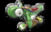 MK8 Sprite Yoshi-Bike
