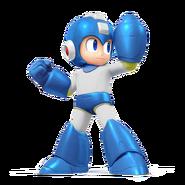 SSB4 Sprite Mega Man 5