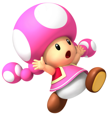 Toadette/Gallery
