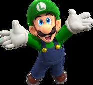 MPS Artwork Luigi