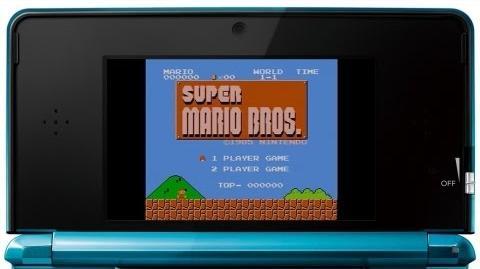 スーパーマリオブラザーズ プレイ映像 3DS