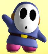 MSS Screenshot Blauer Shy Guy