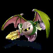SSB4 Sprite Meta-Knight 3