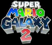 Super Mario Galaxy 2 Logo 2