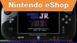 Nintendo eShop - Donkey Kong Jr