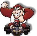 SMK Artwork Donkey Kong Jr