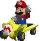 Shooting Star (Mario Kart DS)