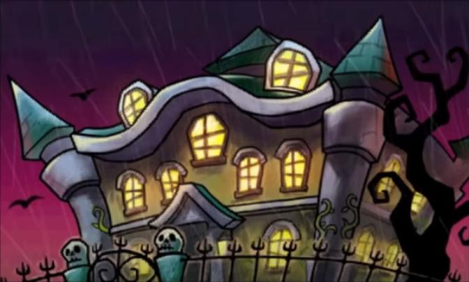 Ashley's Mansion