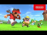 Mario Golf- Super Rush - Overview Trailer - Nintendo Switch-2