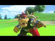 Mario Golf- Super Rush Special Shot + Special Dash – Bowser