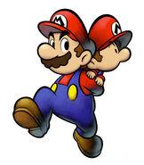 Baby Mario & Mario