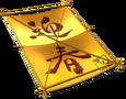MKT Sprite Gold-Neujahrsdrachen