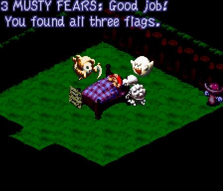 Three Musty Fears