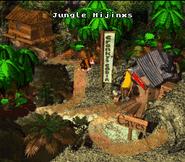Jungle Hijinxs - Overworld - Donkey Kong Country