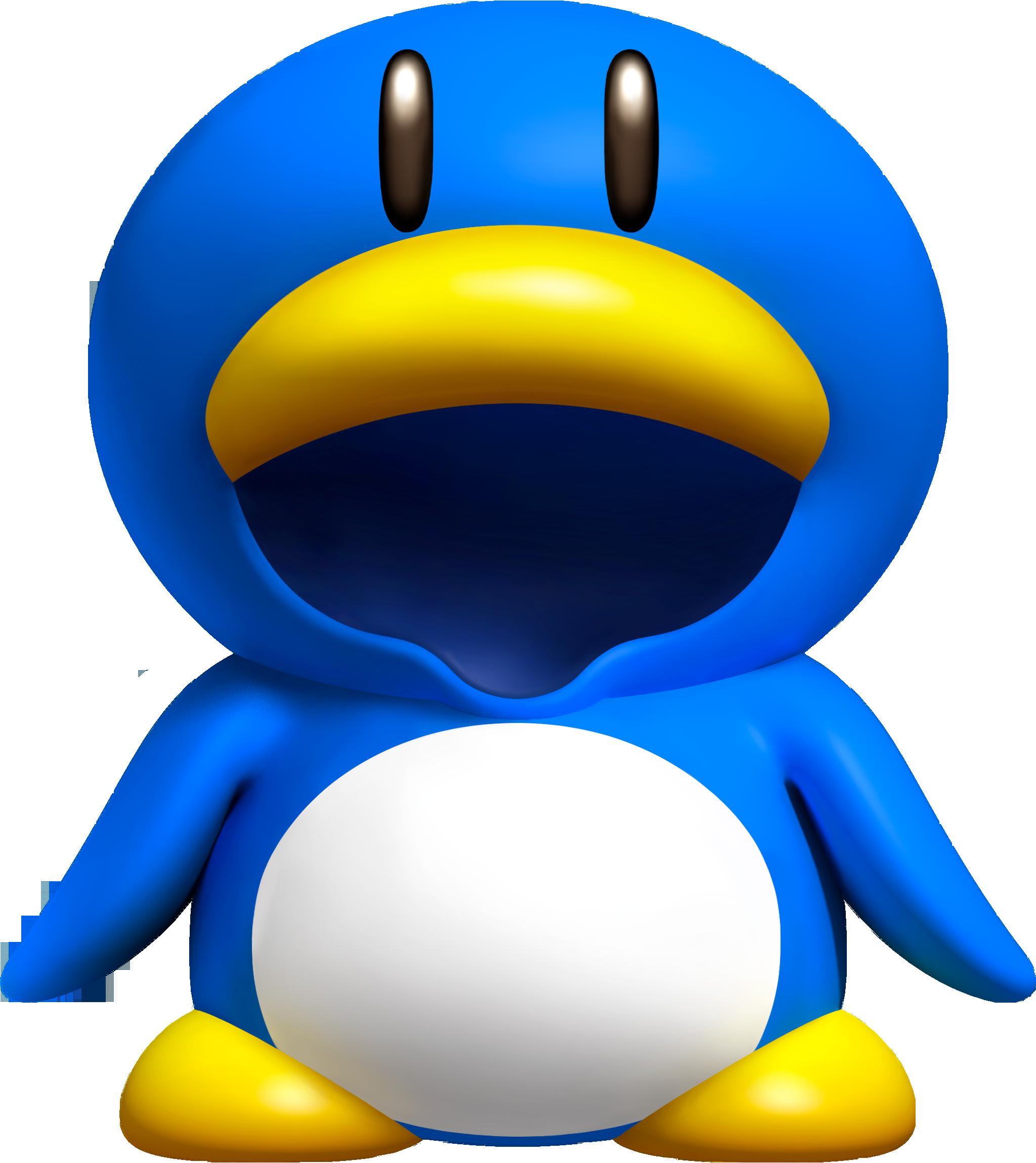 NSMBUD Penguin Suit.png
