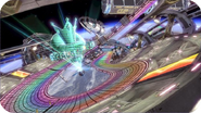 MK8 Screenshot Regenbogen-Boulevard (Wii U)