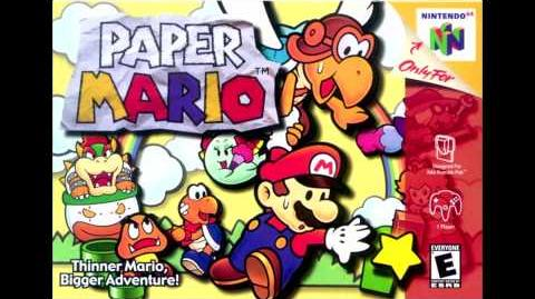 Paper Mario - Final Boss Song (Bowser) HD Quality