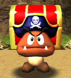 Captain Goomba (Mario Party 8)