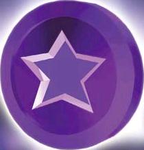 Pièce violette