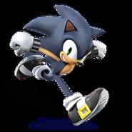SSB4 Sprite Sonic 4