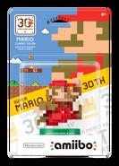 Amiibo - Mario 30th - Classic - Box