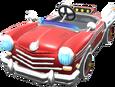 MKT Sprite Rotes Taxi