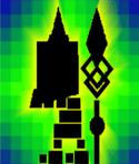 Dark Spiky Skellobit