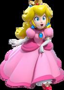Princess Peach Artwork - Super Mario 3D World-0