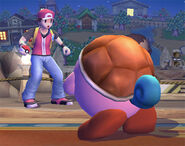 Kirby Squirtle SSBB