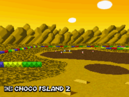 Île Choco 2 - MKDS