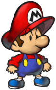 Baby Mario! (Partners In Time)