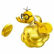 Lakitu de Oro