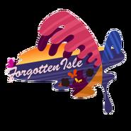Lost Kingdom's Sticker
