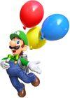 SMO Artwork Luigi