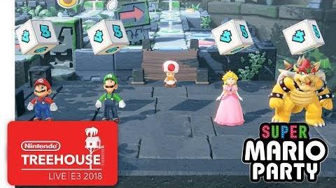 Super Mario Party Gameplay Pt