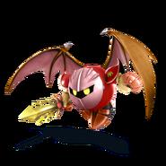 SSB4 Sprite Meta-Knight 2