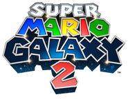 Super Mario Galaxy 2 Logo Beta