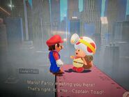 Captain Toad New Donk City