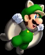 Flying Squirrel Luigi