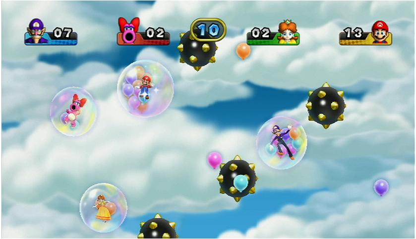 Ballonjagd (Mario Party 9)