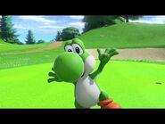 Mario Golf- Super Rush Special Shot + Special Dash – Yoshi