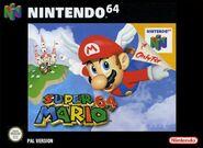 SuperMario64PALEUR