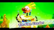 Tin-can condor intro