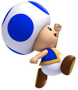 UBlue Toad