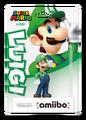 Amiibo - SM - Luigi - Box