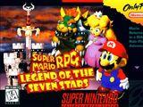 Super Mario RPG: La Leyenda de las Siete Estrellas