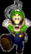 Luigi Artwork - Luigi's Mansion