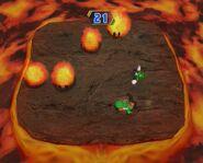 MP8 Screenshot Lava-Panik