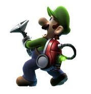 Luigi (Luigi's Mansion 2)